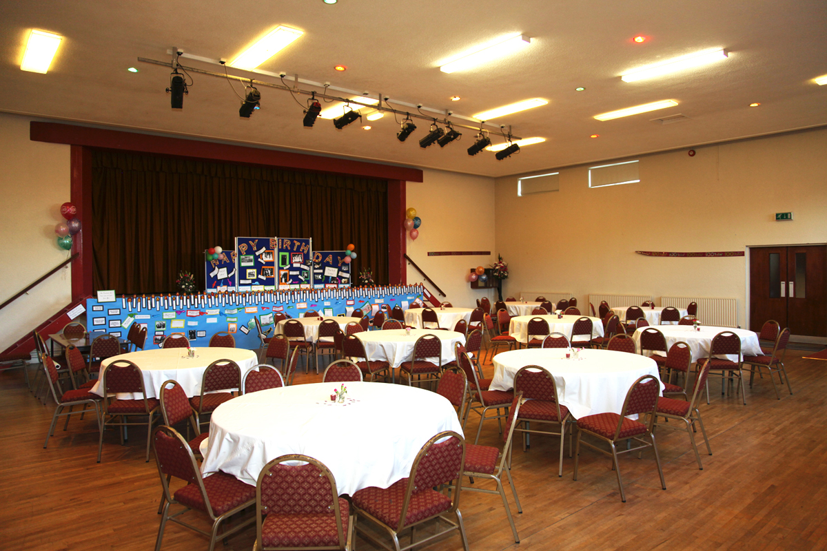 Function Area and Hall Kiltyclogher Community Centre