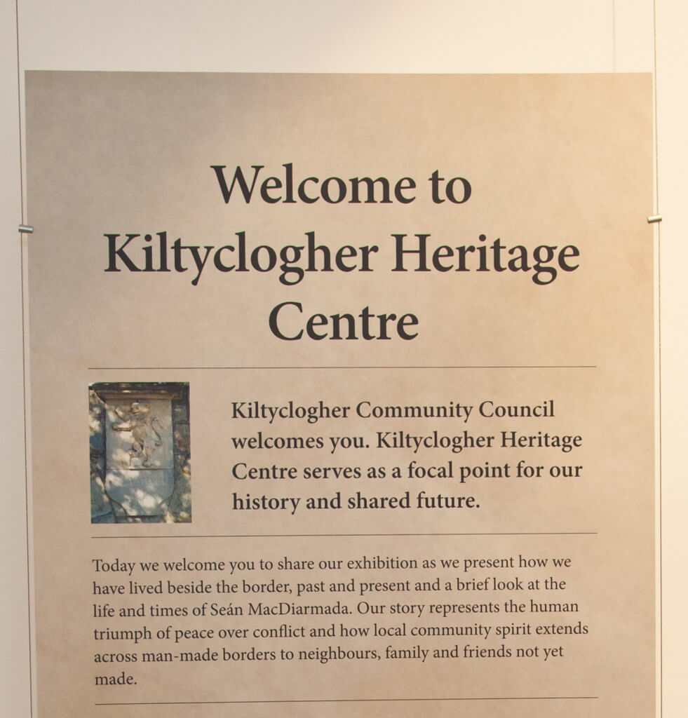 Welcome to Kiltyclogher Heritage Centre