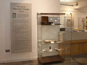 Kiltyclogher Heritage Centre Display