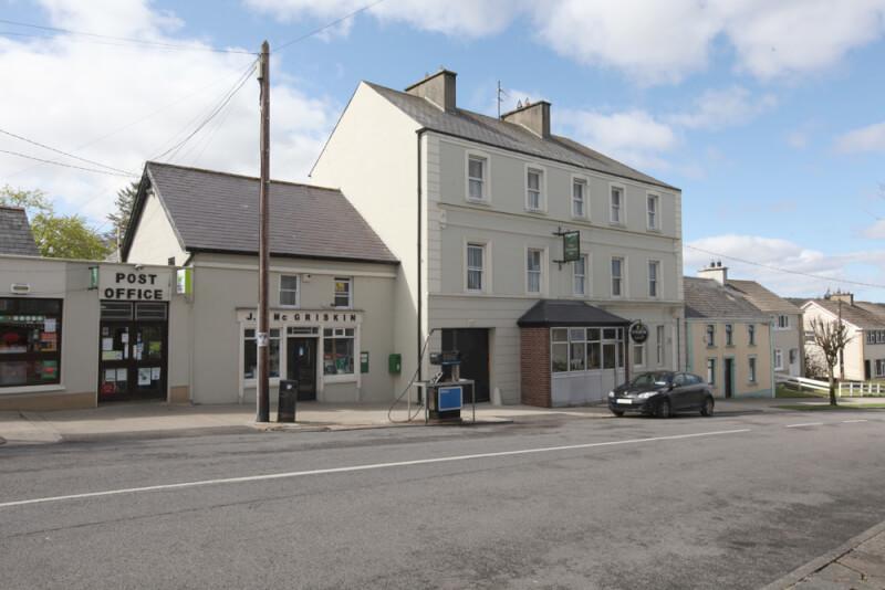 Pat McGriskin's shop in Kiltyclogher Co Leitrim
