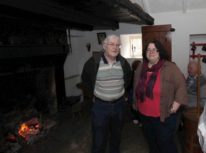 Inside Seán MacDiarmada's House Kiltyclogher Co Leitrim