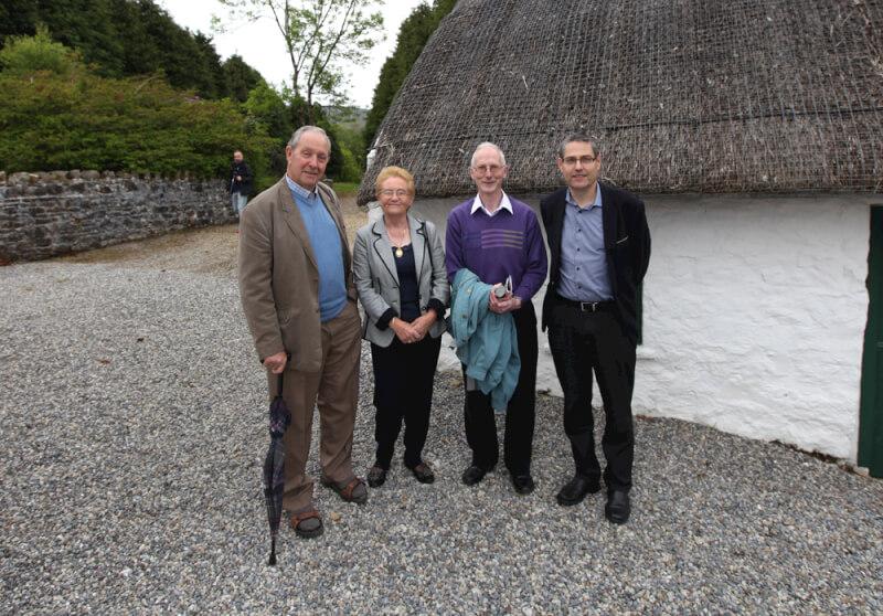 Seán MacDiarmada house Kiltyclogher Co Leitrim