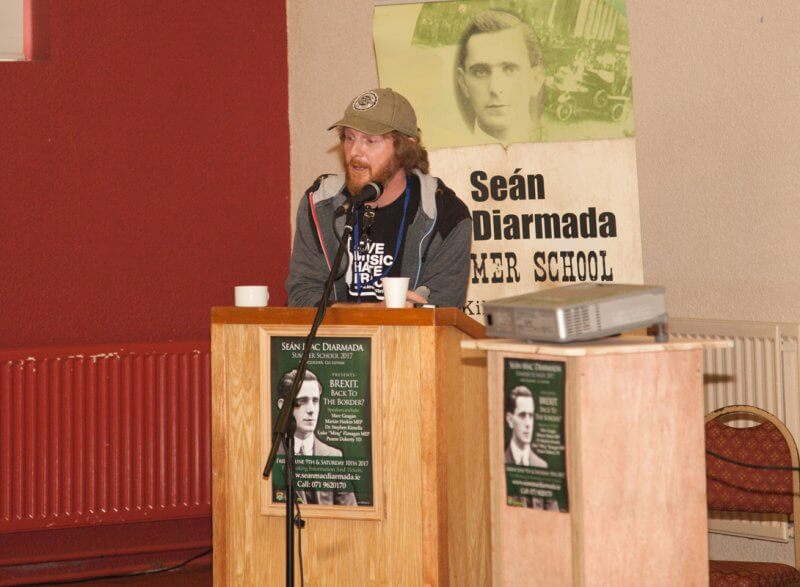 Marc Geagan Lecturer at the North West Regional College in Derry